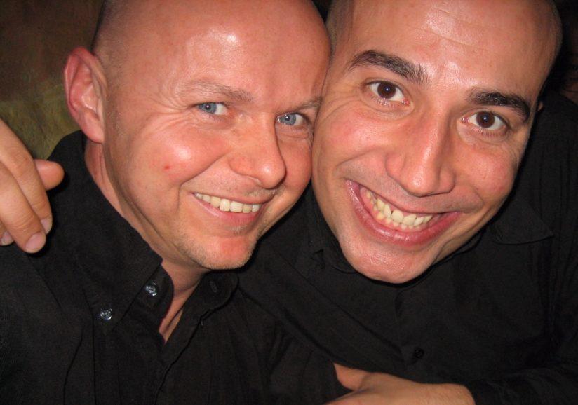 Jörg Pfeiffer & Mario Lozic, 2004